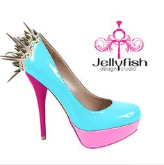 SPIKED Studio Jellyfish 2012 High fashion shoes
