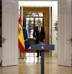 """Rajoy: """"No vamos a autorizar ningún referéndum que quiera liquidar la unidad de España"""""""