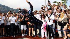 Mark Webber Photos Photos: Grand Prix of Monaco Red Bull Media House, Rod Laver Arena, Mark Webber, Monaco Grand Prix, F1 Drivers, F 1, Monte Carlo, Circuit, Racing