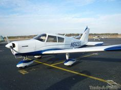 Piper Cherokee 140 Aircraft