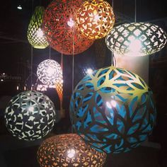 ☆☆☆ SPOTTED ☆☆☆  7 David Trubridge designs. Which one is your favorite?  via LOFFT