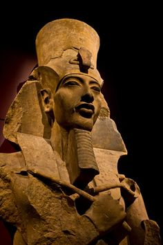 Early ancientEgypt was ruled by kings and only from the New Kingdom period (c. 1570 - c. 1069 BCE ) did the title of 'pharaoh' appear. Considered a god on earth and the supreme ruler of his people...
