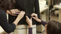 How Chanel Makes Its Little Black Jackets (Video) | POPSUGAR Fashion