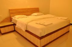Quiet and Comfortable, new rooms are in  categories: Single, Double, and Extra Bed.