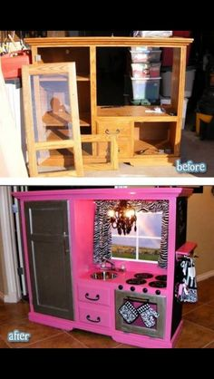 Neat idea for Adlee when she gets older(: