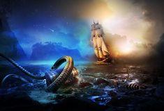 Artist Breakdown #8. Eric Vasquez: The Kraken (Source File ...