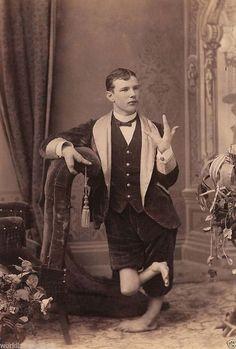 20 fascinerende en mooie vintage foto's van circusfreaks uit het jaar kruik | Flabber