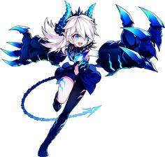 Loli Kawaii, Kawaii Anime, Fantasy Characters, Anime Characters, Game Character, Character Design, Anime Devil, Fan Anime, Cool Anime Pictures