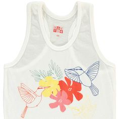 Hummingbird Vest Top-product
