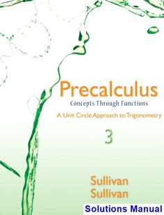8 best economics images on pinterest in 2018 banks columnist and solutions manual for precalculus concepts through functions a unit circle approach to trigonometry 3rd edition by fandeluxe Gallery