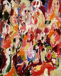 ART & ARTISTS: Pierre Alechinsky - part 1