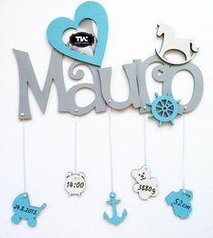 #mauro #name  #babyboy #beba #decak #homedecor #frame #photoframe  #baby #decak #ram #slika #rodjendan #birthday #blue #plavo#siro#grey #sivo #srce#heart # #lasercutting #lasercut #tmcraftroom #design #kids #wood#anchir##rudder by tm_craft_room