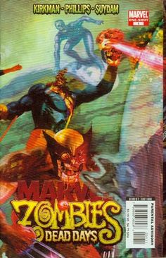 Marvel Zombies Dead Days #1