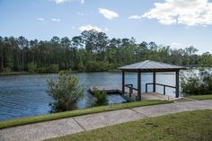 Outdoor Living | Waterfront Home | Backyard Boat Dock | Luxury Real Estate Bluffton, South Carolina