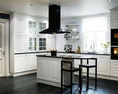 modernt kök i gammalt hus - Sök på Google