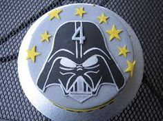 Image result for darth vader cakes