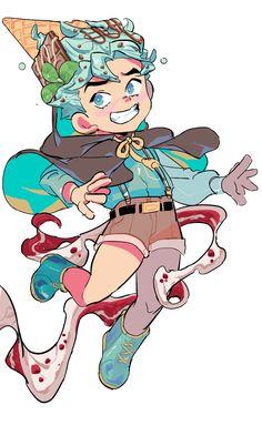 Dessert JOJO- Koichi || pixiv ⚡BUL⚡ || Diamond is Unbreakable Bizarre Art, Jojo Bizarre, Jojo's Bizarre Adventure, Poses, Jojo Anime, Fan Art, Amazing, Manga, Cinnamon Rolls