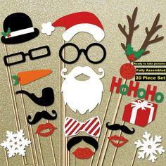 Christmas Decor Urlaub Decor Weihnachten Foto von PartyGoodies