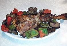 Sült báránycomb a'la janettaylor Wok, Tandoori Chicken, Ethnic Recipes, Woks