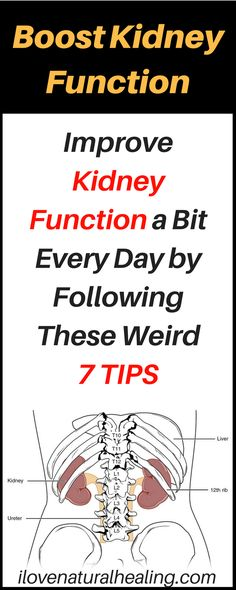 """Did You Know There Are 100% Natural Remedies For Improving Your Kidney Function & Reversing Your Kidney Disease? More Than 1,000 people have """"tested"""" this all natural kidney restoration program and their own medical results prove... it's saving their kidneys... and it is drastically improving quality of their lives!"""