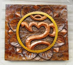 #52craftyprojects 30/52 - Woodcarving learnt at Bali