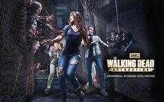 Doctor Show: Inauguran 'The Walking Dead' como atracción de los...