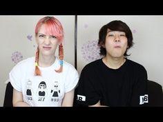 |Mimei| Интервью с японскими блогерами: Махото (русские субтитры)