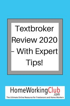 Heather has written 150+ articles for Textbroker, so is in a perfect position to provide a thorough and honest review – the kind we specialise in here at HomeWorkingClub. She's also been kind enough to richly scatter her Textbroker review with lots of insider tips for earning more money on the platform.