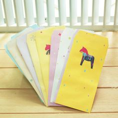 20 pcs/lot Korea Cute Cartoon Mini Colorful Paper Envelope Kawaii Small Baby Gift Craft Envelopes for Wedding Letter Invitations