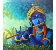 40 Ideas Modern Art Krishna Love For 2019 Krishna Drawing, Krishna Painting, Madhubani Painting, Krishna Art, Lord Krishna, Krishna Images, Shree Krishna, Radhe Krishna, Iskcon Krishna