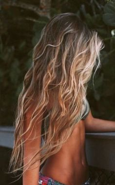 beach waves | highlights | summer body