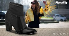 http://www.piccadilly.com.br/BR/home #moda #fashion #inspired #looks #streetstyle #style #sapatos #shoes #boots #conforto #calçados #piccadilly