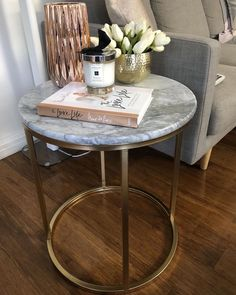 """2,850 Likes, 194 Comments - Kmart New Finds (@kmart_new_finds) on Instagram: """"Who doesn't love a good old #kmarthack ... not a fan of the black? Well it's easily painted just…"""" Discount Furniture, Table, Home Decor, Homemade Home Decor, Tables, Interior Design, Decoration Home, Home Interiors, Desk"""