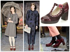 What Lizzy Loves: Orla Kiely AW14 for Clarks