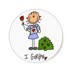 I Garden Tshirts and Gifts Stickers Funny Easy Drawings, Garden Theme Classroom, Simple Card Designs, Stick Figure Drawing, William Morris Art, Drawing Activities, Easy Arts And Crafts, Cartoon Sketches, Stick Figures