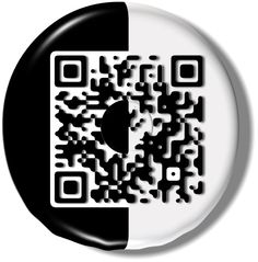 Black and White Cookie Company QR by The Cookie Man Black And White Cookies, Cookie Company, Man Cookies, Color, Colour, Colors
