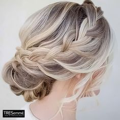 Peinado Romántico Boda –  Romantic Wedding Hair #TRESemméPerú