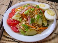 Cold Ramen Salad