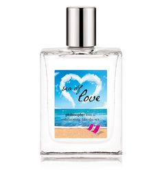 introducing sea of love, a delicate blend of fresh waters, lush florals, solar musks and sun-drenched amber created to inspire you to let go and allow yourself to experience the joys only the unexpected can bring.