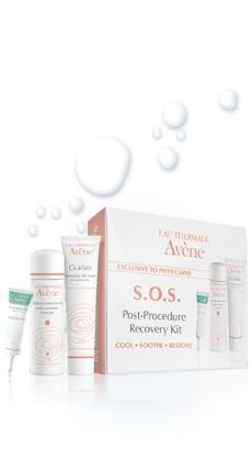 Jenna loves to give the S.O.S. Post-Procedure Recovery Kit buy Avene after a Fraxel laser treatment.