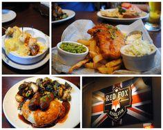 Restaurant Review: Red Fox English Pub in Royal Oak, MI | foxeslovelemons.com