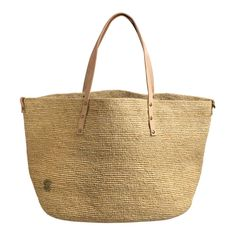 Bring our Natural Raffia Market Tote along on your Fourth of July weekend as a beach tote, picnic basket, or any other bag you could possibly need!