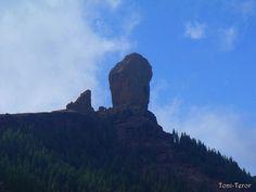 El reflejo de mi mirada: El Roque Nublo y La Rana