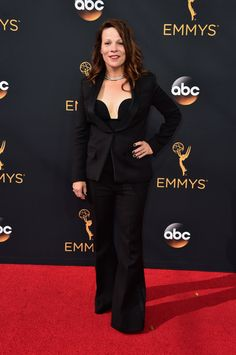 Actress Lili Taylor attends the 68th Annual Primetime Emmy Awards at Microsoft…