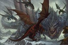 Batalla de dragones