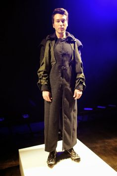 Male Fashion Trends: Safak Tokur Fall-Winter 2014 | Mercedes-Benz Fashion Week Estambul
