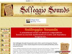 Solfeggio Sounds