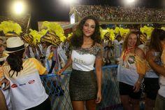 Além de quem desfila na avenida, muita gente bonita passa pelos camarotes em São Paulo, Salvador e Rio de Janeiro. Confira as musas dos quatro dias de Carnaval