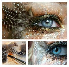 Mockinjay Make-up card by =PixieCold on deviantART