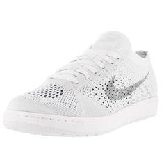 Nike Women's Tennis Classic Ultra Flyknit /Grey Tennis Shoe